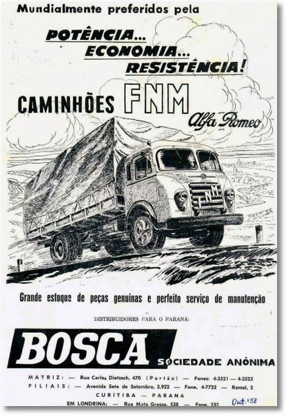 anuncio bosca 1958