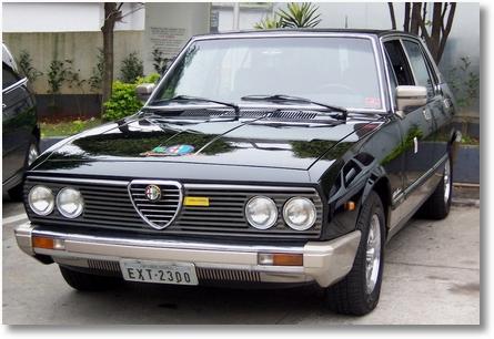 Alfa Romeo 2300 ti4 - 1986