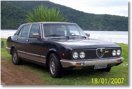 Alfa Romeo ti4 1986