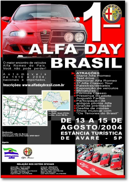 Cartaz Alfa Day