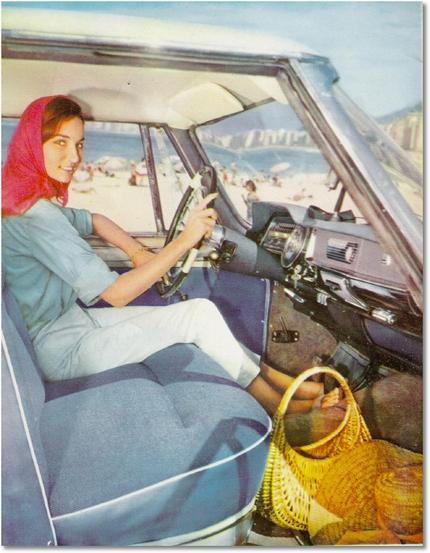 Cópia de Cópia de JK 1960 - Moça em Copacabana