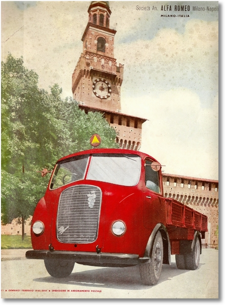 Alfa Romeo - Jan. Fev
