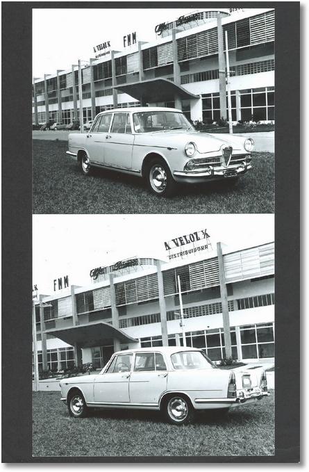 A Veloz - JK 1960 - Arquivo Michael Swoboda - Gentileza CEDOC-ANFAVEA