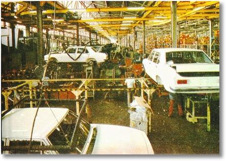 FNM - 1976 - Linha de Montagem AR 2300 - 2 de 3