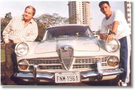 FNM JK 1961 - Michael e Leandro