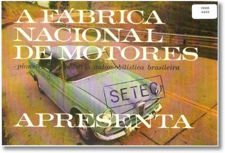 A FNM apresenta o JK - 1960 - 1 de 13