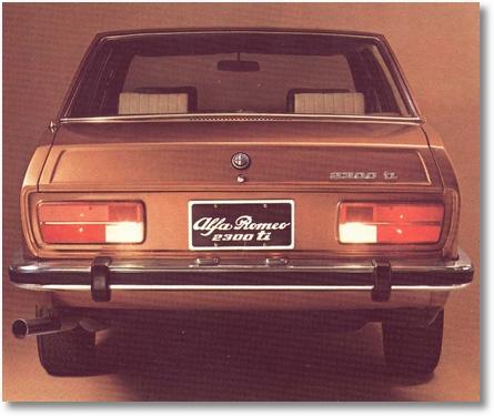 Alfa 2300TI 4