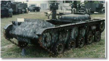 Blindado FNM - 1965 - Museu do Exército