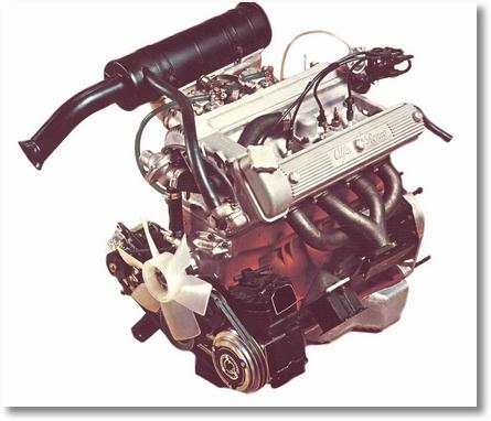 motor Alfa 2300 Ti - Ti4