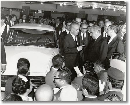 FNM 2150 - Lançamento Salão 1968 - Pres. Gen