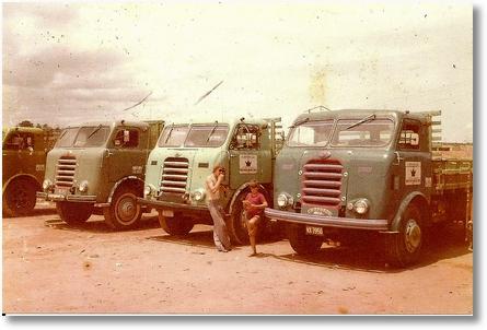 Em Salvador - 1976