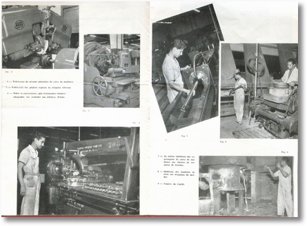 Linha de Produção FNM - 4 de 10