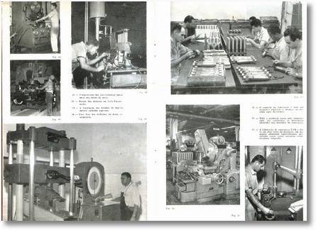 Linha de Produção FNM - 7 de 10