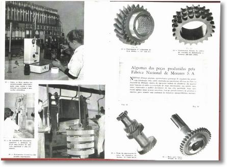 Linha de Produção FNM - 9 de 10
