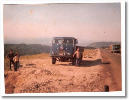 0014 Serra Paranaga 1975 (mesmo fnm 61 depois do acidente Br 116)