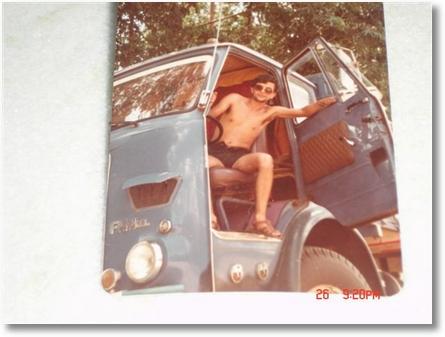 ROD CASTELO BRANCO NO POSTO MARISTELA EM 12-02-82