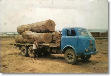 BETO FNM (Com seu Alfa 1962 carregando em União do Sul-MT)