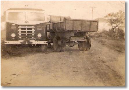 FNM 57 - Proprietário Clemente Costa (Acidente em São José dos Pinhais ano 1960)