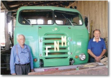 FNM 63 - Paulo Stankevecz e Paulino Bortolan (proprietério)