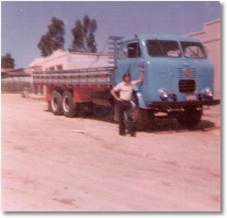 FNM 68 - Joel Zanchetta e Adir Buhrer (proprietarios) em 1978