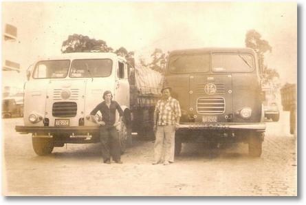 FNM 68 -Joel Zanchetta e FNM 59- Nego Ari (Em memória) - Rio de Janeiro em 1978