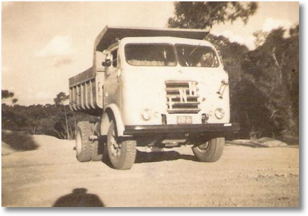 FNM Caçamba 1965 - Proprietário Clemente Costa