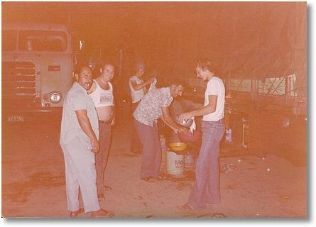 Ito Bir secando panela - Viagem a Salvador 1976 - FNM 62 Bonanza