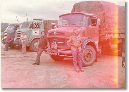 Ito Bir Viagem a Salvador 1976 - FNM 60 e 62