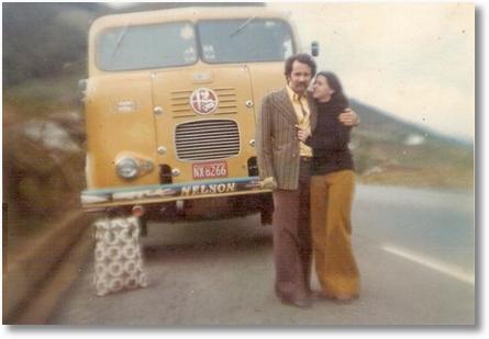 José Luis e Vanda