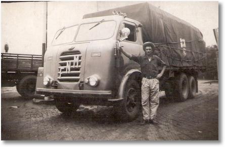 FNM 1960 - Paulino Bortolan - Viagem ao Rio de Janeiro