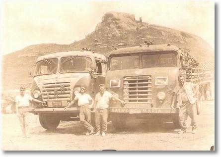 Proprietário Henrique Stickling - FNM Brasinca 1956 e Drula 1956