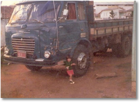 FNM 180 proprietario Antonio Bonin - Ano 1974
