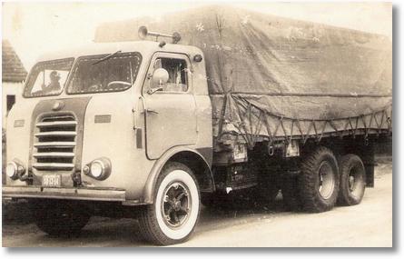 FNM 59 - Dejanir Valaski em São José dos Pinhais em 1965