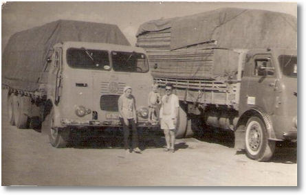 FNM 60 e 59 - Valdira, Aurélio e Dejanir Valaski - Em São Luis do Maranhão
