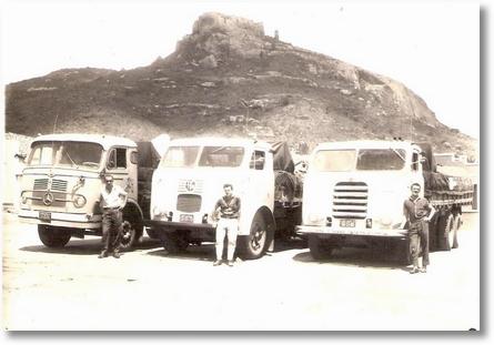 FNM 61 - Adir Valaski - FNM 59 Dejanir Valaski - Rio de Janeiro para Recife - Milagres BA 1968