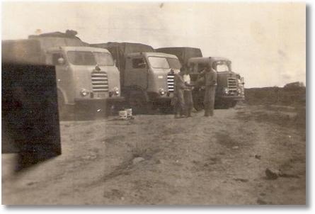 FNM 62 - 63 - 60 - Nene, Ari Cardozo e Carlito Bortolan - Viagem a Recife (Salvador a Recife ainda estrada de chão)