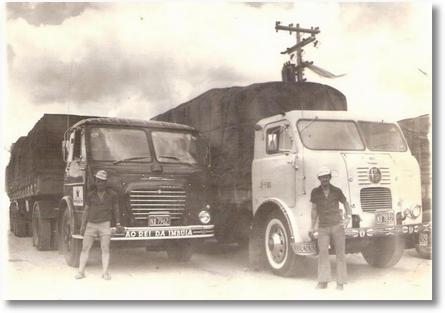 FNM 68 Motorista Mosquito (José Roberto) FNM 210 ano 75 Proprietário José Vaccari - Motorista Altevir Chaves (Em memória)