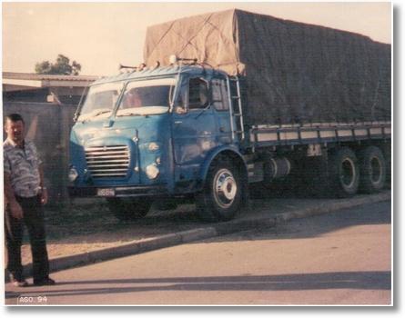 FNM 76- Motorista Mosquito (José Roberto) ano 1994