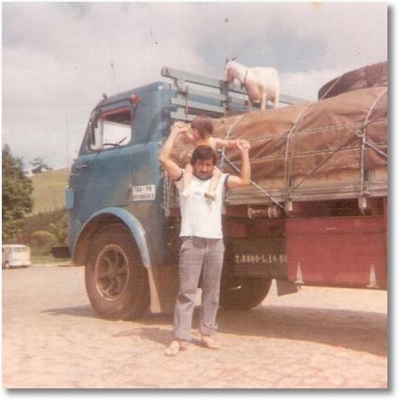 FNM Proprietário Zeno - No Piaui trazendo uma cabrita de encomenda para Sr