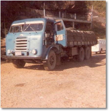 FNM Proprietário Zeno em Goovernador Valadares em 1980