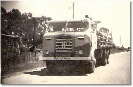 Viagem Belo Horizonte para Joinville - Carga Ferro Gusa. FNM 59 - Dejanir Valaski