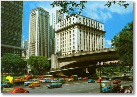 09 FNM betoneira em São Paulo - Década de 70