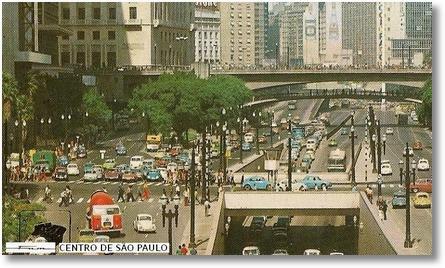 10 FNM betoneira em São Paulo - Década de 70
