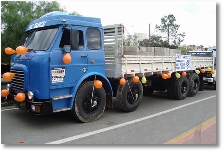 caminhão terror