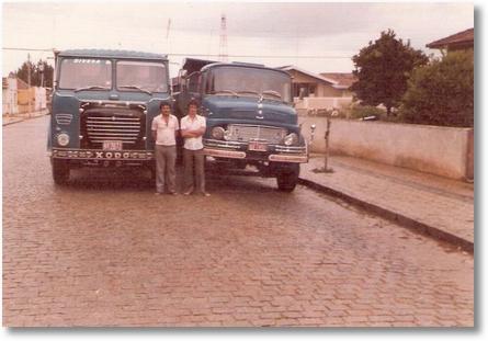 FNM 180 ano 75 - Odair Quintiliano e Carlito Moro em 1979