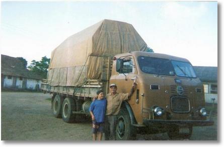 FNM 58 - Gumercindo Berlese (Cindo) em memória e seu filho Fernando