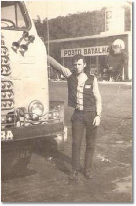 Uylton Ricard Soares - FNM 61 - Foto tirada no Posto Batalha - SP