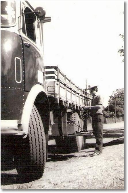 Brasinca 59 de Gumercindo Berlese, motorista Nelson Calegarin