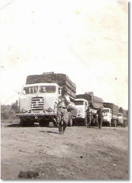 FNM 57 - Divisa Minas e São PAulo em 1960