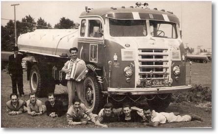 FNM 57 - Lourival da Silveira (Lula) - Greve dos Tanqueiros 1959 - Vila Parolin - Curitiba